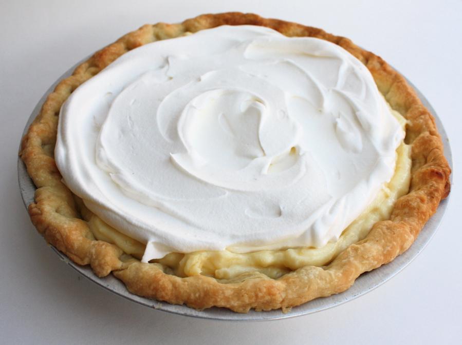 Easy Cream Pie image