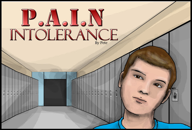 PAIN: Chapter Six: Chapter Six: Intolerance image