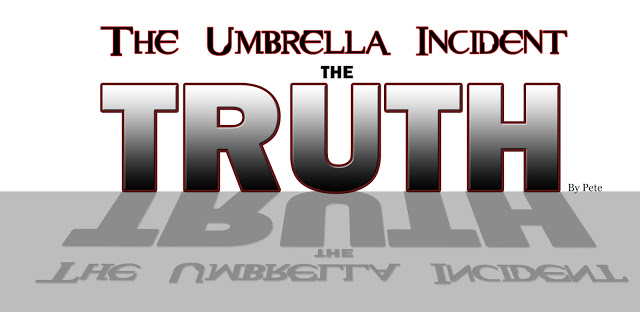 The Umbrella Incident: Chapter 7: The Truth image
