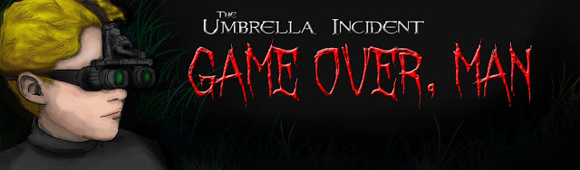 The Umbrella Incident: Chapter 5 - Game Over, Man image