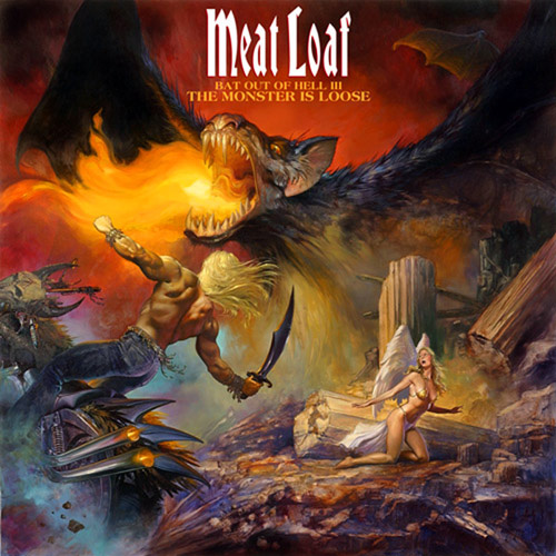 Bat Out Of Hell Meat Loaf