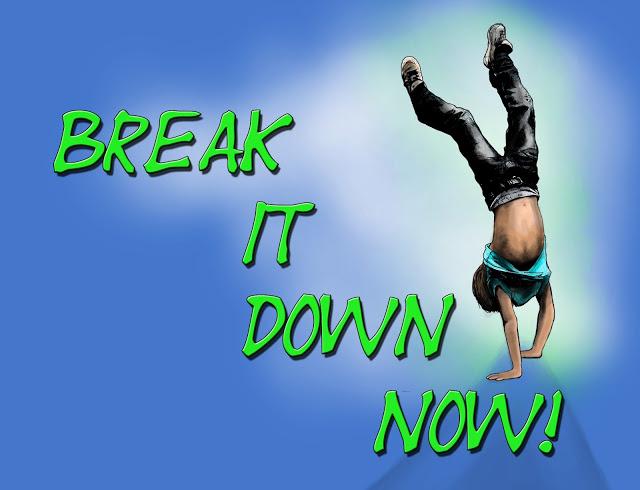 Break It Down Now image