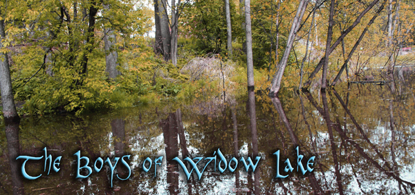The Boys of Widow Lake: Interview with Comicality cover image