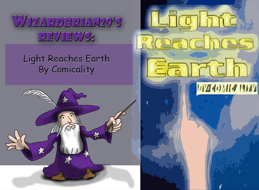 WizardBrian29's Review of Light Reaches Earth image
