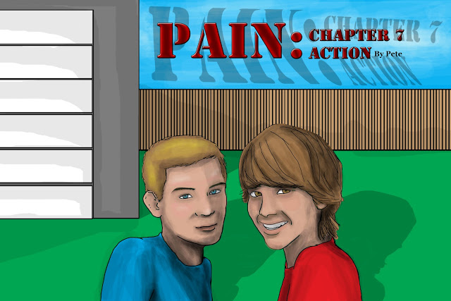 PAIN: Chapter 7: Action image