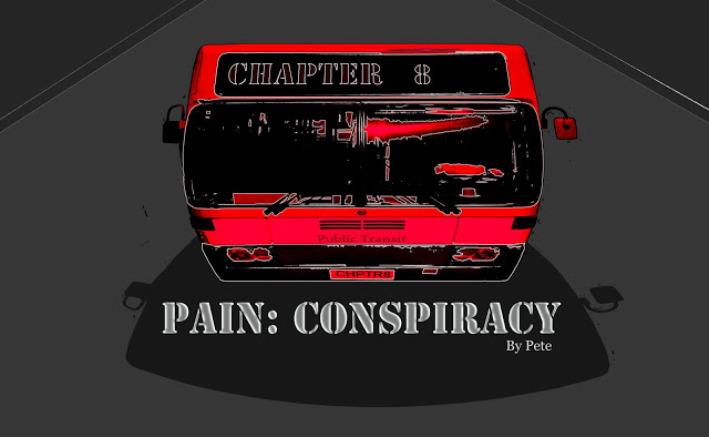 PAIN: Chapter 8 - Conspiracy image