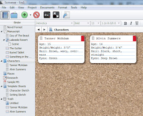 Scrivener: All-in-one Writing Tool