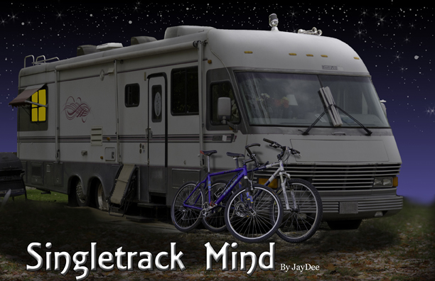 Singletrack Mind Chapter 3, 4