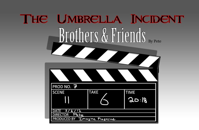 The Umbrella Incident: Chapter Six: Brothers & Friends image