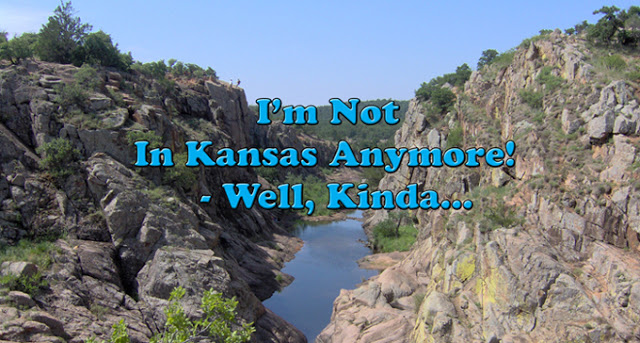 I'm Not In Kansas Anymore image