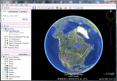 Google Earth snapshot