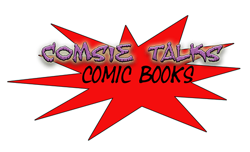 Comsie Talks: The Comic Book Effect