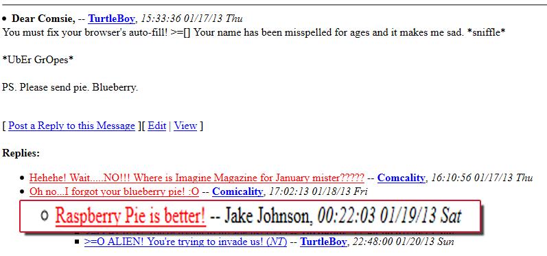 Jake Johnson Blows Raspberries at TurtleBoy's Face