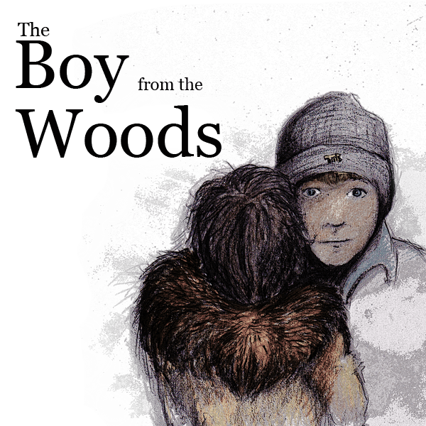 The Boy From The Woods: Chapter 3