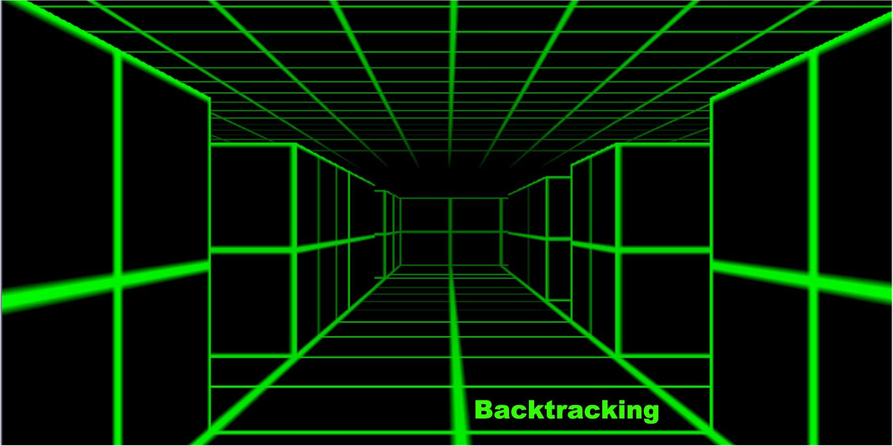 Backtracking 05
