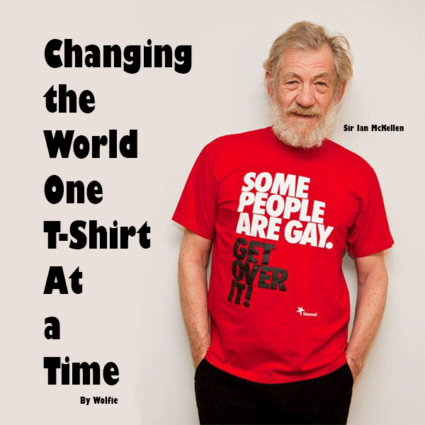 Changing the World, One T-Shirt at a Time