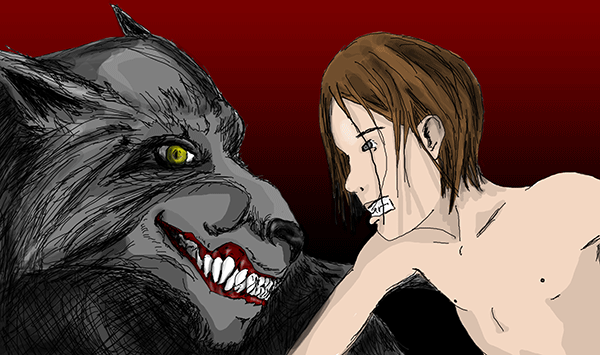 Vampire Warehouse Under Attack by Pharmaceutical-Pushing Werewolves