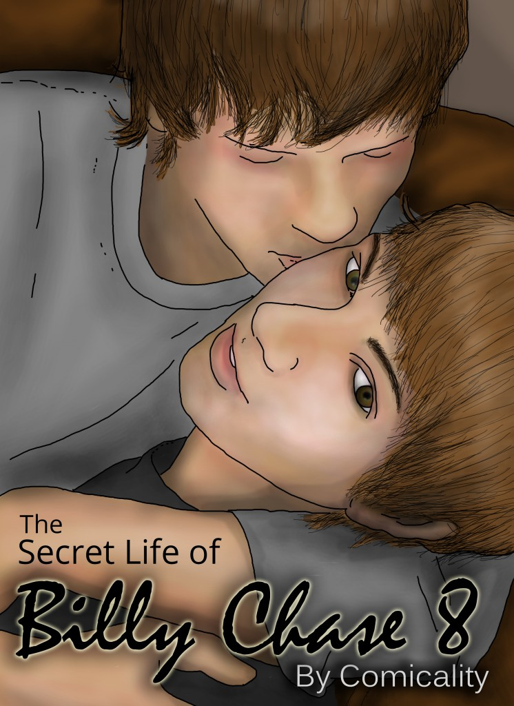 The Secret Life of Billy Chase: Book 8