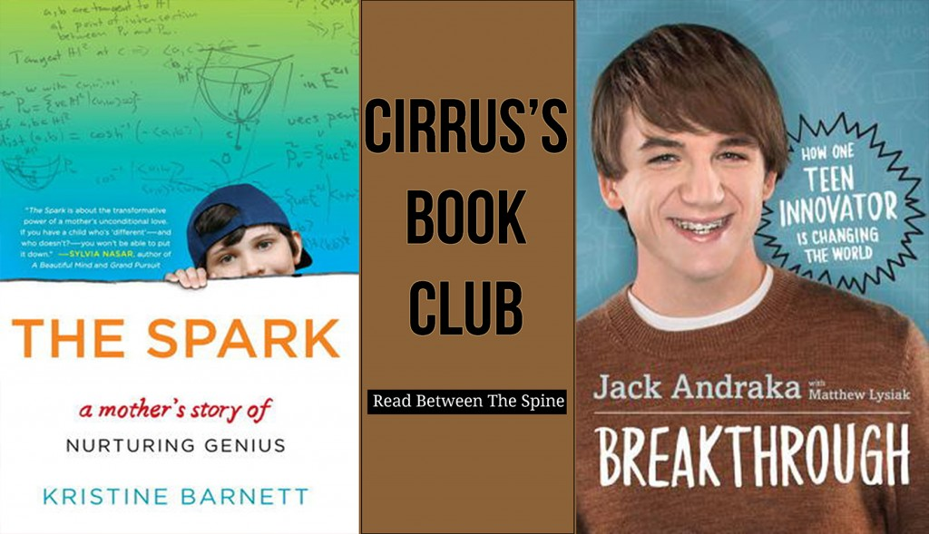 Cirrus's Book Club: Spark & Breakthrough