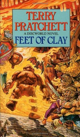 Feet of Clay, by Terry Pratchett