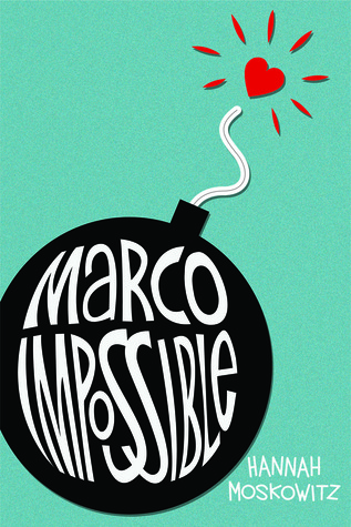 Marco Impossible, by Hannah Moskowitz