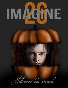 Cover image of Imagine Magazine Volume 26