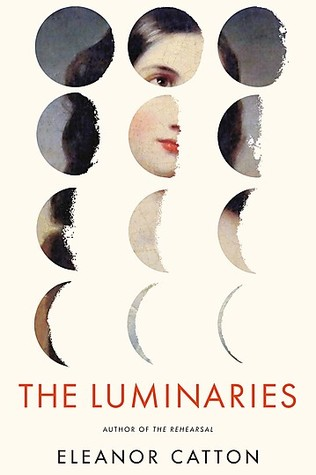 Book cover of The Luminaries by Eleanor Catton