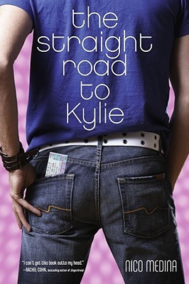 Book cover of The Straight Road To Kyle, by Nico Medina