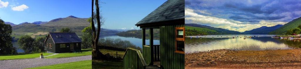 Loch Tay, Highland, in Scotland, played a part of the inspiration behind Neverland