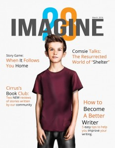 Cover image for Imagine Magazine: Volume 28