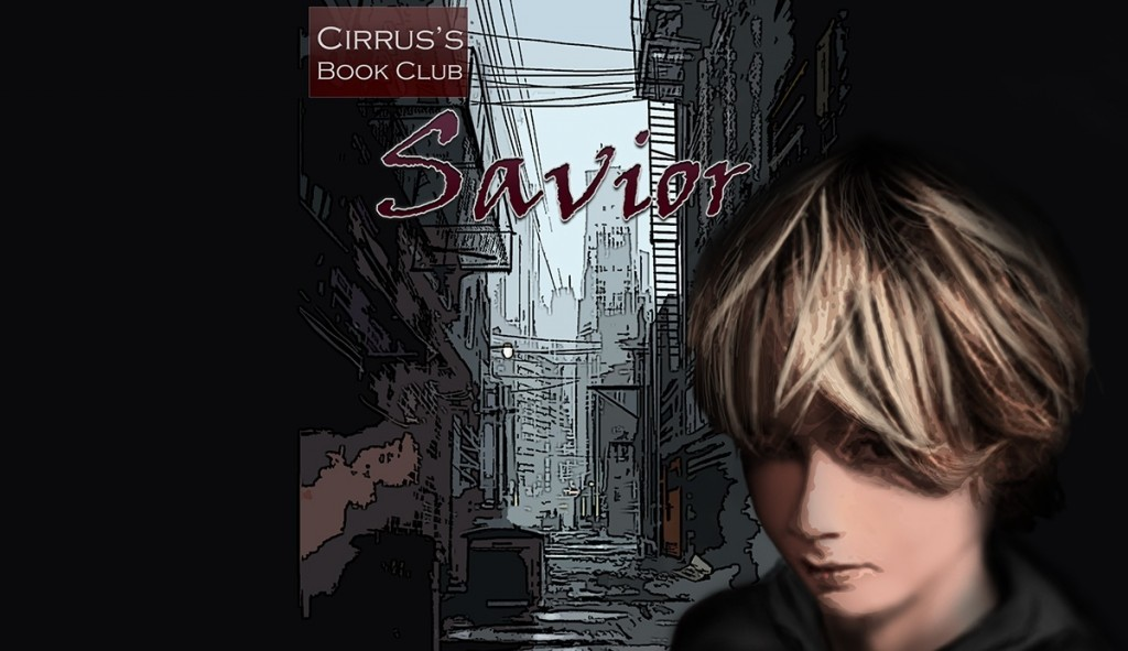 Cover image for Cirrus's Book Club: Savior, by D.J. Jones