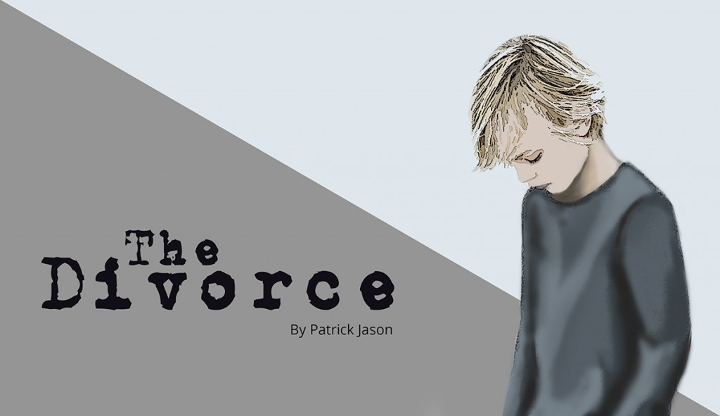 Cover image for The Divorce, by Patrick Jason