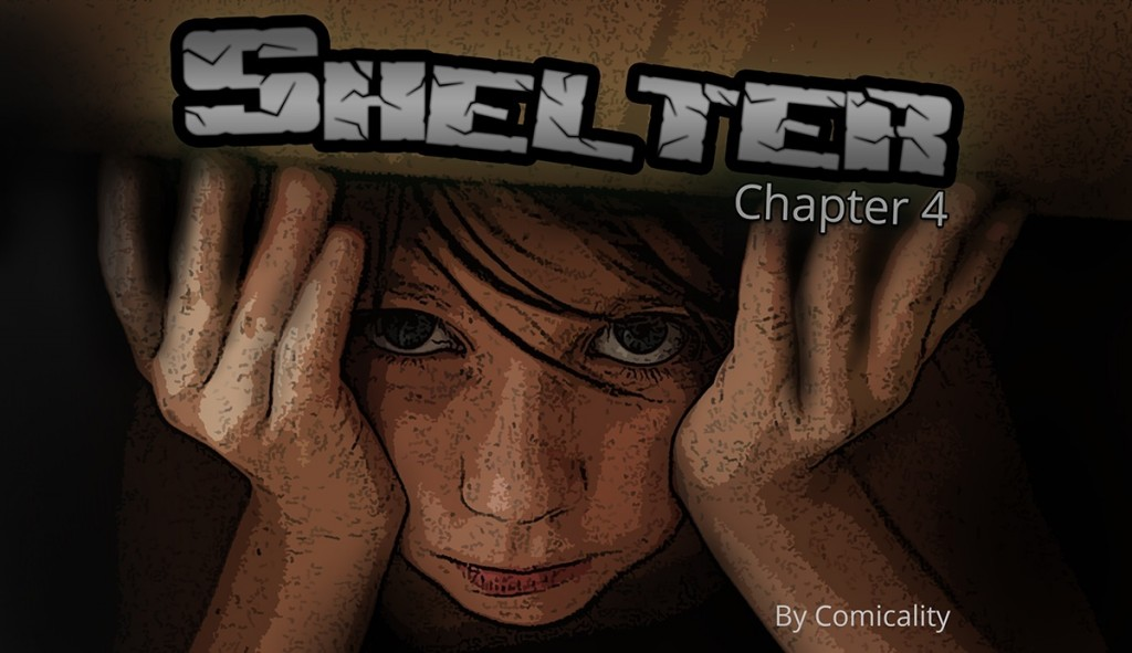 Cover image for Shelter: Chapter 4, by Comicality