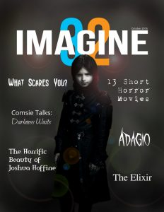 Cover image for Imagine: Volume 32.