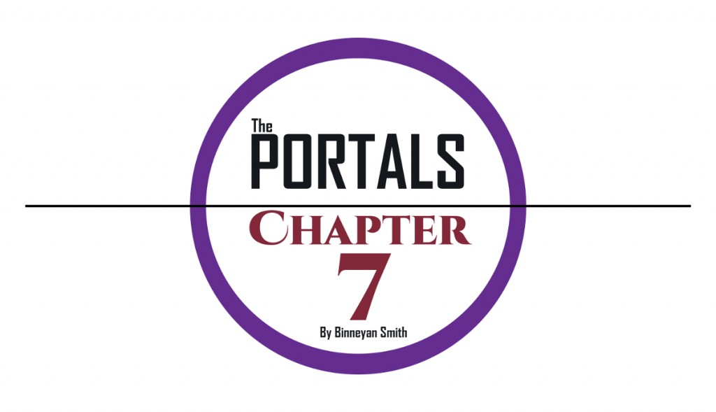 Portals: Chapter 7 cover image.