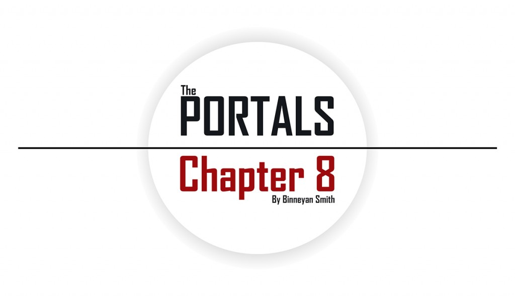 Cover image for The Portals: Chapter 8
