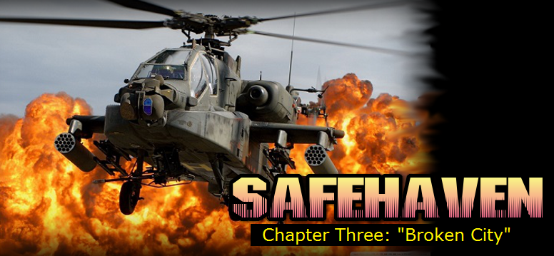 Safehaven: Chapter 3