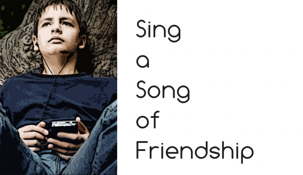 Sing a Song of Friendship cover image